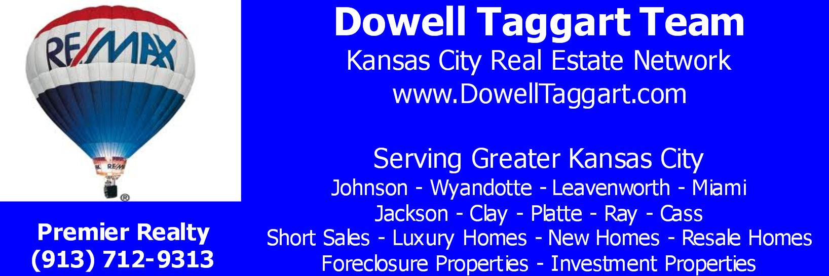 Dowell Taggart Team Kansas City Real Estate Network