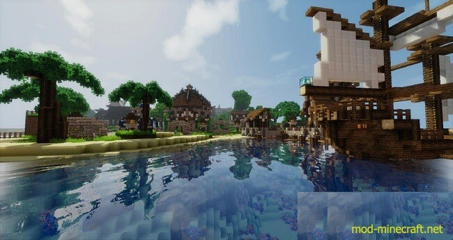Minecraft Shaders Mod For Low End Pc - Omong p