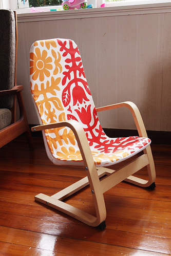 Ikea chair cover