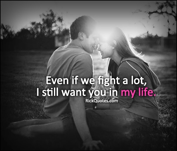 Even Though We Fight I Still Love You Quote Quote Number 693688