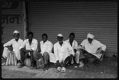 The Marathi Manoos ..Waiting For Change And A Better Tomorrow by firoze shakir photographerno1