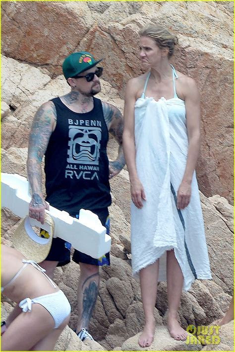 Cameron Diaz Is Married to Benji Madden   Wedding Details
