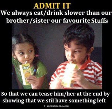 Brother And Sister Fighting Quotes Images