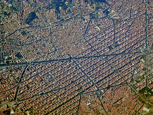 Barcelona from the Air 03