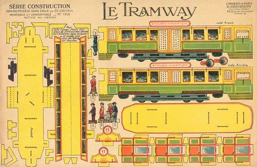 tramway  recto