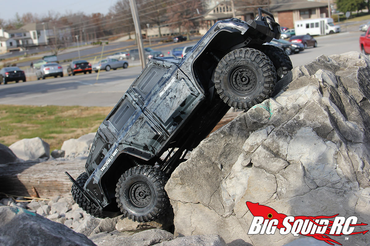 Review Traxxas Trx 4 Tactical Unit Big Squid Rc Rc Car And Truck News Reviews Videos