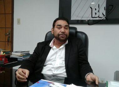 Presidente do Vitória pede licença do cargo por 90 dias