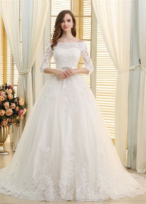 17 Best ideas about Ball Gown Wedding on Pinterest   White