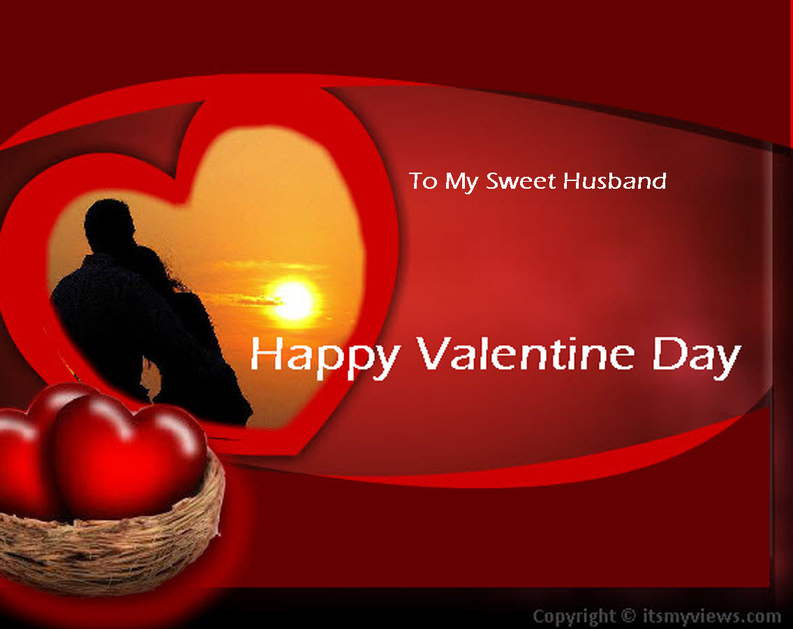 Valentine Day 2013 For Husband Ecard Itsmyideas Great Minds