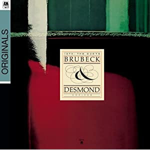 Dave Brubeck and Paul Desmond  1975: The Duets cover