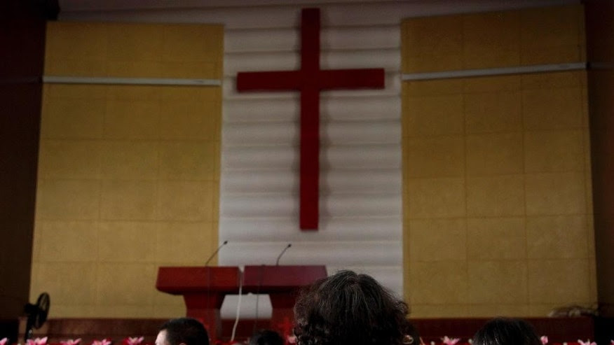 China Ramps Up Persecution Of Christians, Bans House Church Members From Attending College
