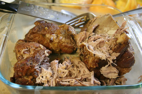 Preparing Chipotle and Orange Pork Tacos