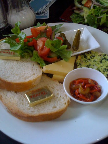 Ploughmans @ Red Star Cafe