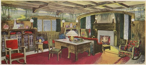 Cleveland Area History: Interior Design And The