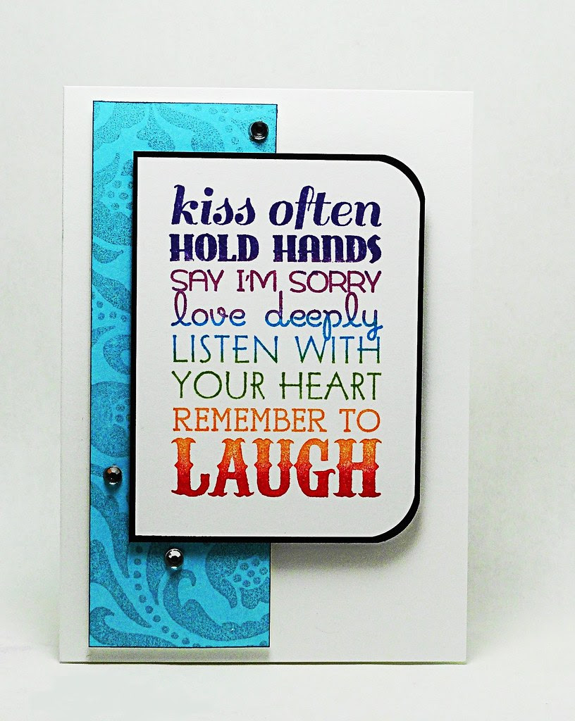 Kiss and Laugh
