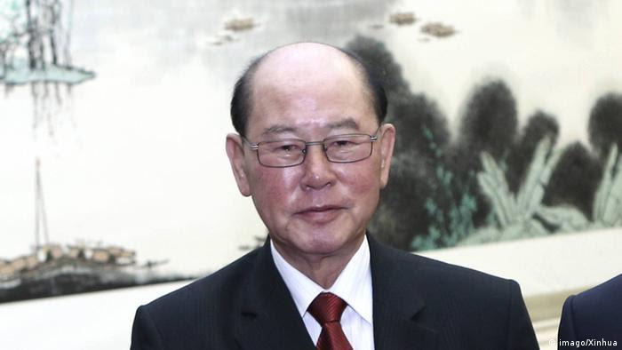 Ri Myong Su der neue Chef des Generalstabs von Nordkorea (imago/Xinhua)