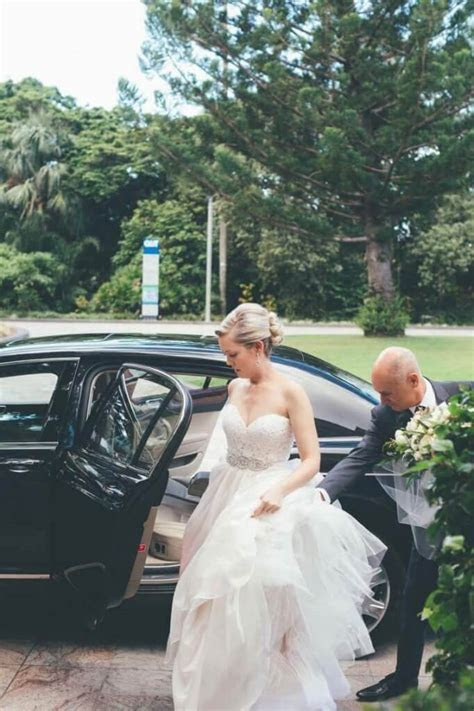 milimo Brisbane Limousine Service   Luxury Wedding Car