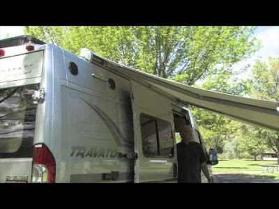 Rollin' on TV: Roadmaster's New Spare Tire System & the Winnebago Travato