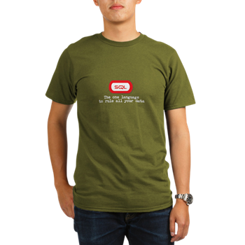 Sql: The One Language To Rule All Your T-Shirt