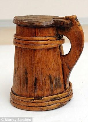 A sailor's tankard