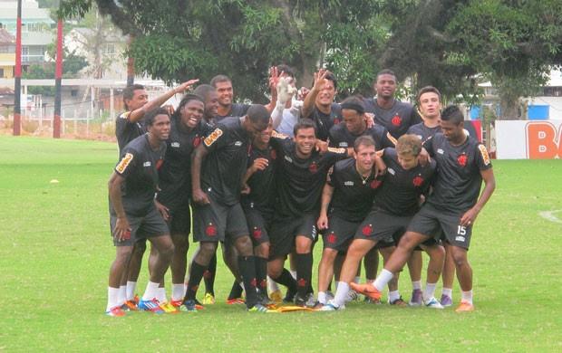 Treino Flamengo (Foto: Richard Souza / Globoesporte.com)
