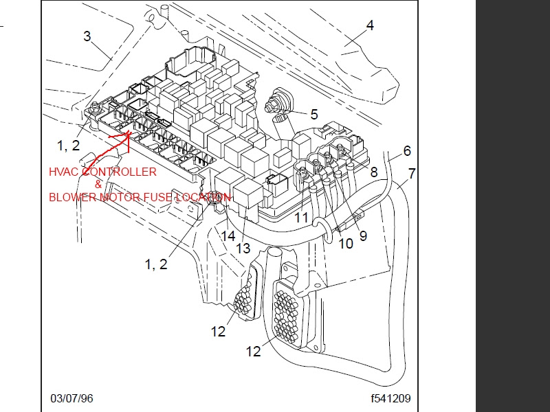 2004 Freightliner Fuse Box | Electric Knowledge