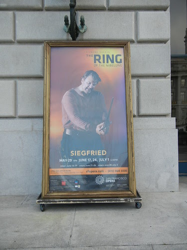 San Francisco Opera Ring Cycle  2011 Siegried _ 3620