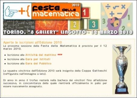 http://www.festadellamatematica.bussola.it/
