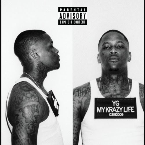 YG - My Krazy Life (Deluxe) (Clean Album) [MP3-320KBPS]