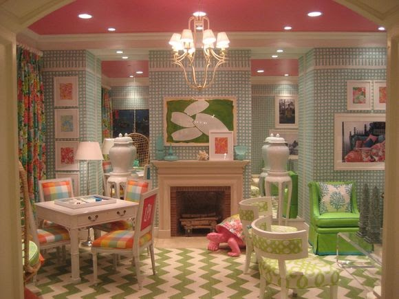 Simply Irresistible Designs Lilly Pulitzer Style