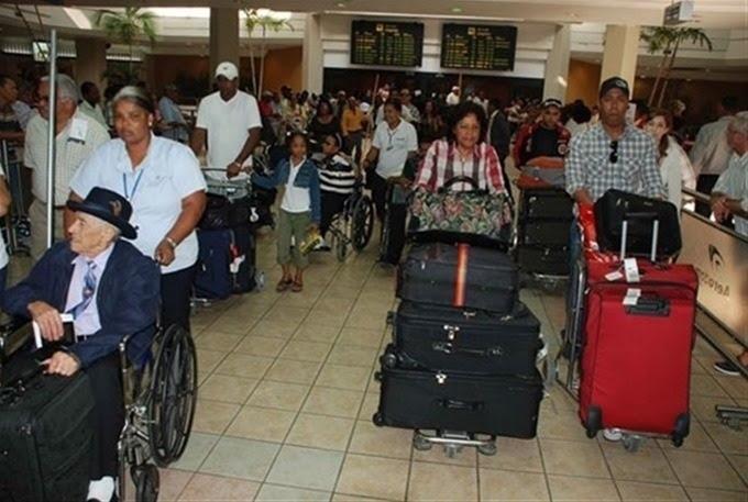 """Aduanas anuncia """"Gracia Navideña"""" para dominicanos que residen fuera"""