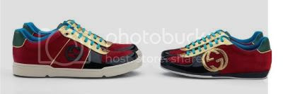 Gucci '8-8-2008 Limited Edition' sports shoes