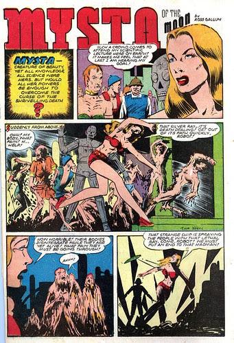 Planet Comics 39 - Mysta (Nov 1945) 01