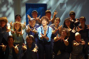 El musical 'MAMMA MIA!' vuelve a Madrid hoy después de seis años