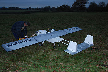 English: InView Unmanned Aircraft for use in s...