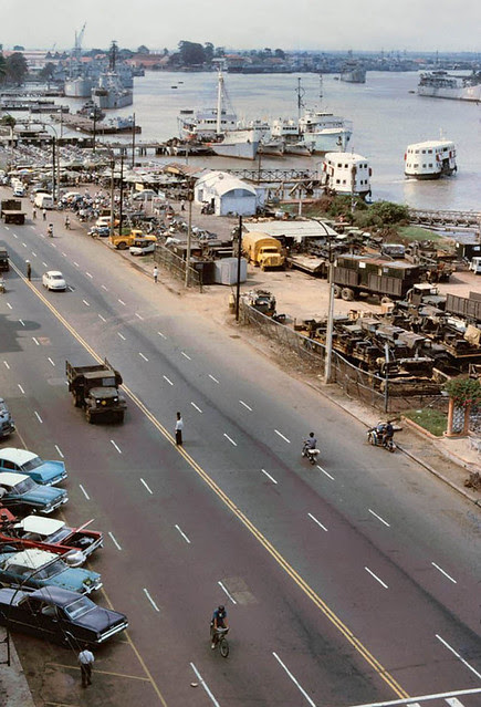 Saigon - July & August 1972