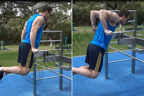chest dips ignore limits