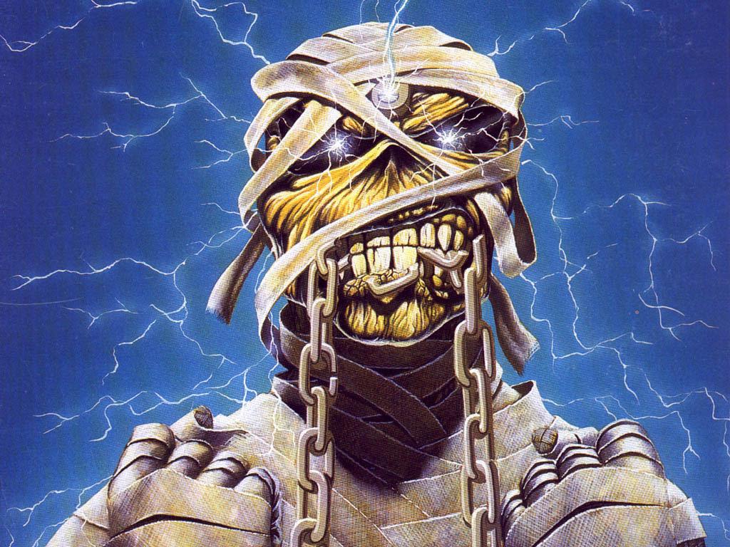 Iron Maiden Iron Maiden Wallpaper 607286 Fanpop
