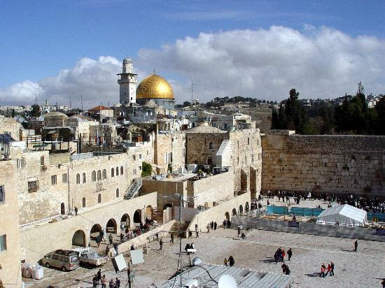 Yerusalem, israel (3000 sm ?)