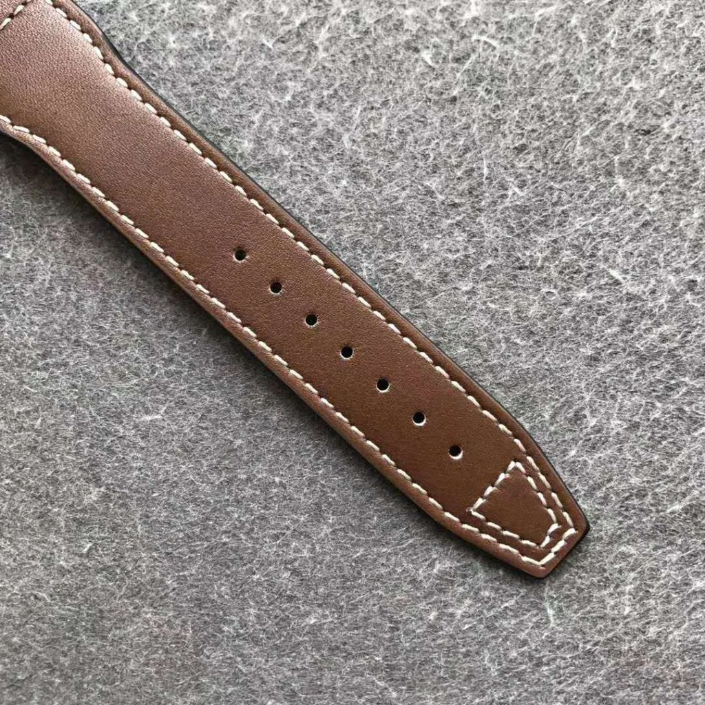 IWC Pilot Brown Leather Strap
