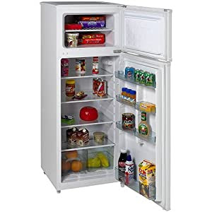 apartment refrigerator