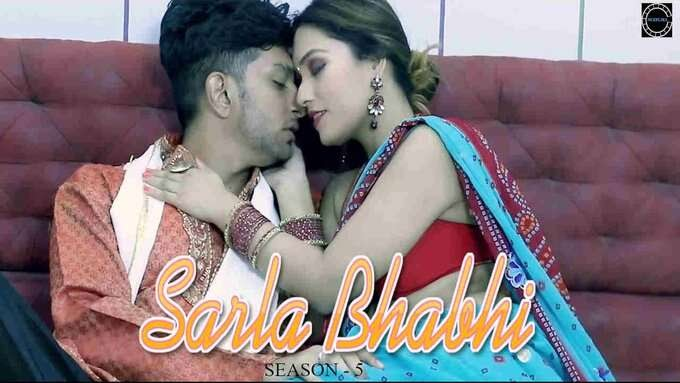 Sarla Bhabhi (2020) - NueFliks WEB Series Season 5 (EP 3 Added)
