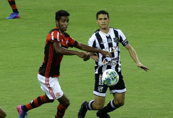 Ceará x Flamengo (Foto: Futura Press)