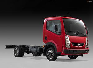 A francesa Renault lançou no mercado europeu o híbrido Maxity