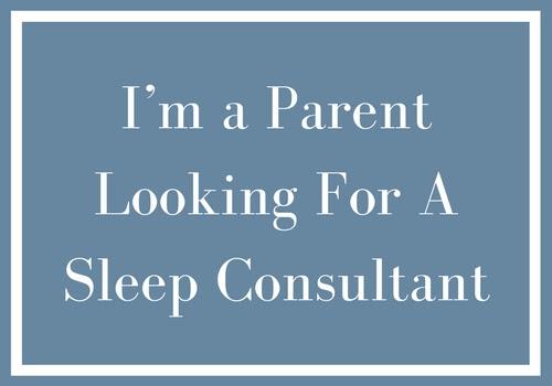 Family Sleep Institute Child Sleep Consultant Certification Program