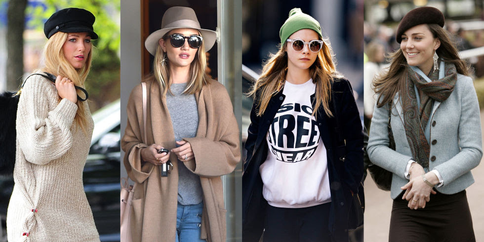 THE 8 ESSENTIAL HAT STYLES FOR FALL