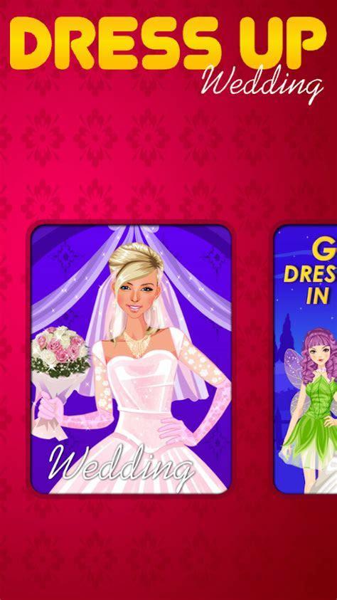 Wedding Dress Up Games   Free Bridal Look Makeover