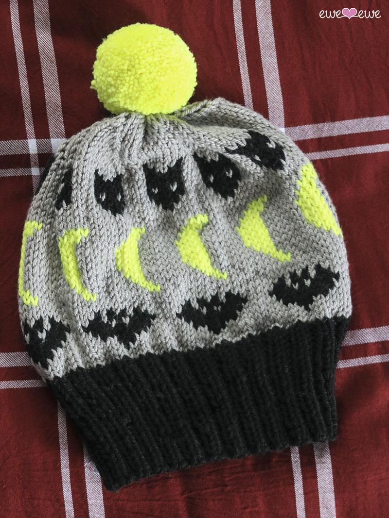 Halloween Hats PDF Knitting Pattern Collection — Ewe Ewe Yarns