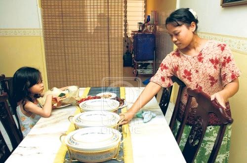 Ringgit jatuh, gaji pembantu rumah Filipina melambung
