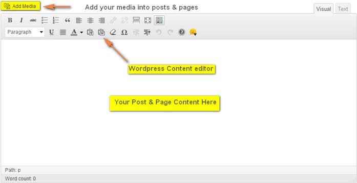 wordpress posts vs pages - difference